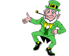 Lucky Coin Leprechaun